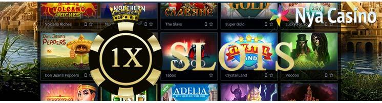 1xslots casino freespins