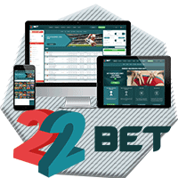 22 bet free spins
