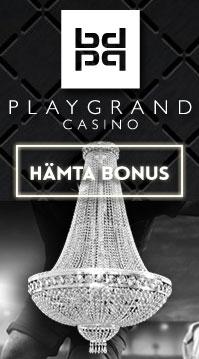 playgrand casino nya casino bonus