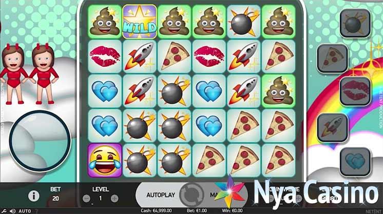 emojiplanet spelautomat slot netent