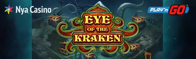Eye of the Kraken spelautomat