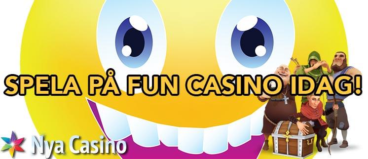fun casino bonus free spins