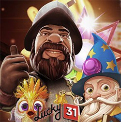 lucky 31 casino bonus free spins