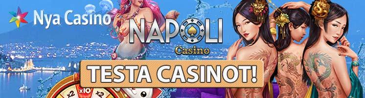 casino napoli freespins