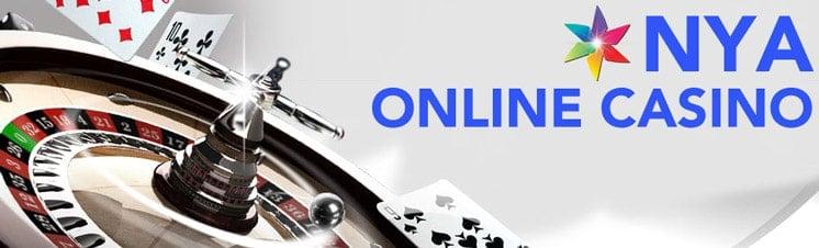 nya online casino 2018