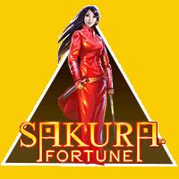 sakura fortune spelautomat