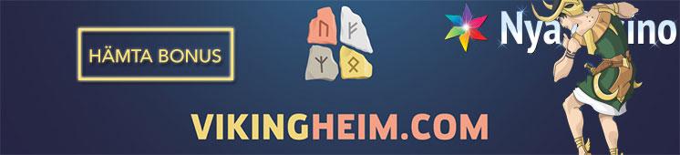 vikingheim bonus nya casino