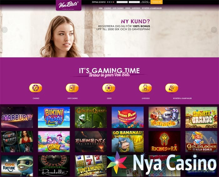 von bets casino