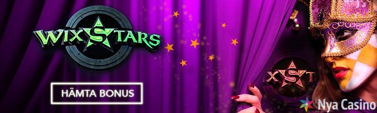 wixstars casino nya casino bonus free spins
